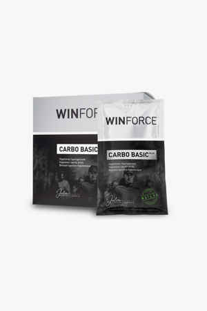 Winforce Carbo Basic Plus Matcha 10 x 60 g Getränkepulver