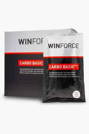 Winforce Carbo Basic Plus Neutral 10 x 60 g Getränkepulver