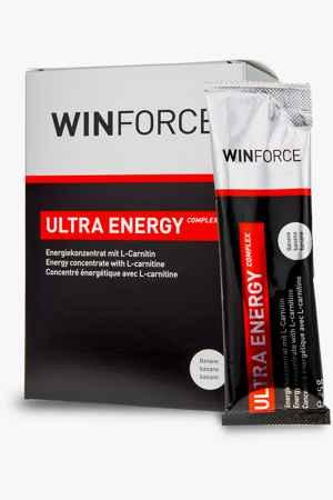Winforce Ultra Energy Complex Kokosnuss 10 x 25 g Energy Gel