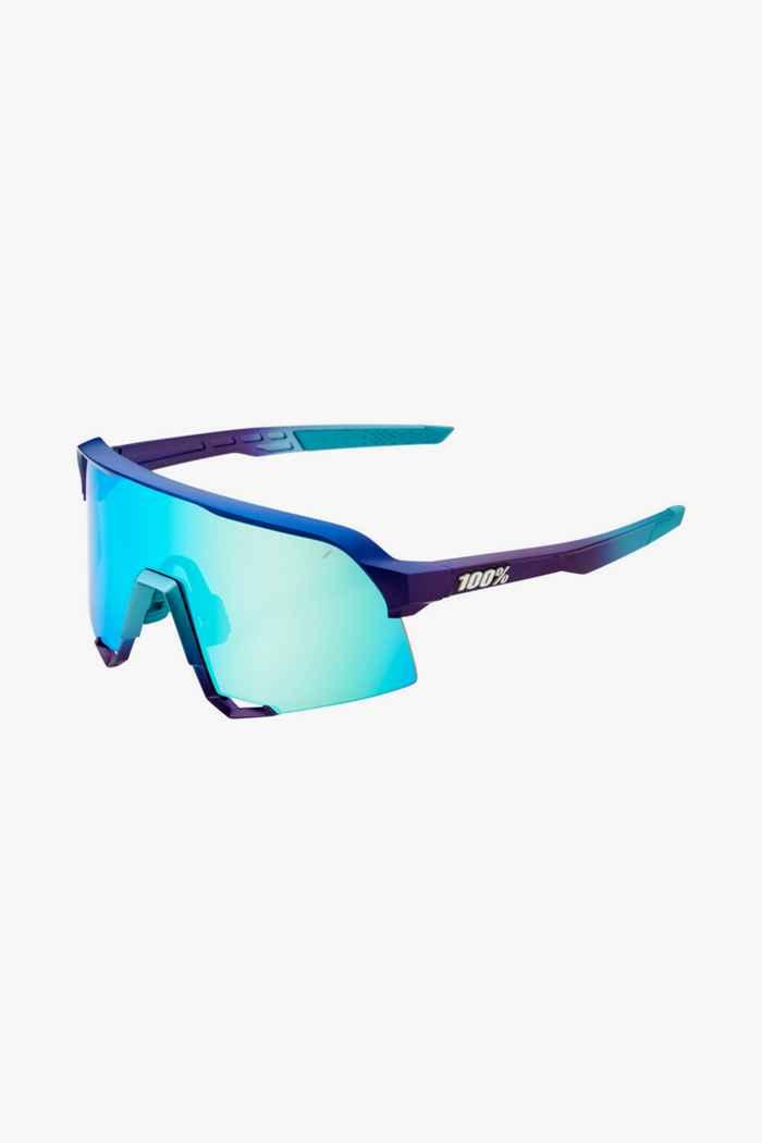 100PERCENT S3 lunettes de sport Couleur Bleu 1