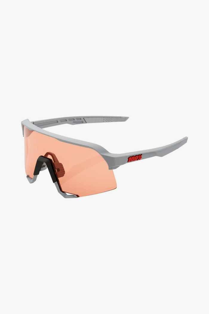100PERCENT S3 lunettes de sport Couleur Gris 1