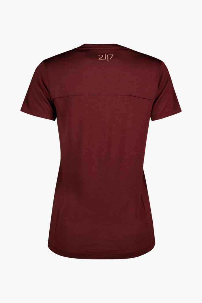 2117 of Sweden Borkhult Merino t-shirt femmes 2