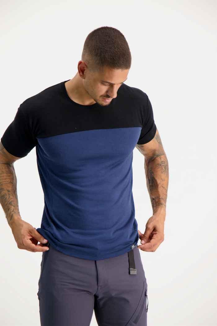 2117 of Sweden Borkhult Merino t-shirt hommes 1