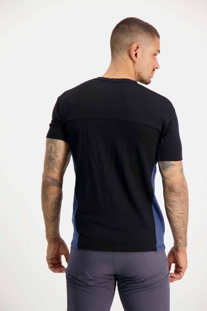 2117 of Sweden Borkhult Merino t-shirt hommes 2