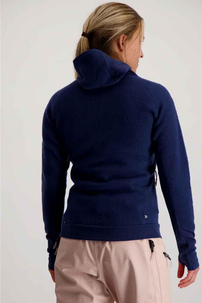 2117 of Sweden Husum Wool Damen Midlayer 2