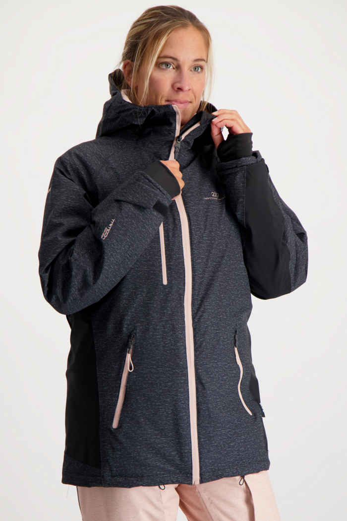 2117 of Sweden Lanna Eco Damen Skijacke 1