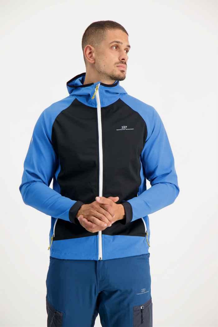 2117 of Sweden Nordmark giacca softshell uomo 1