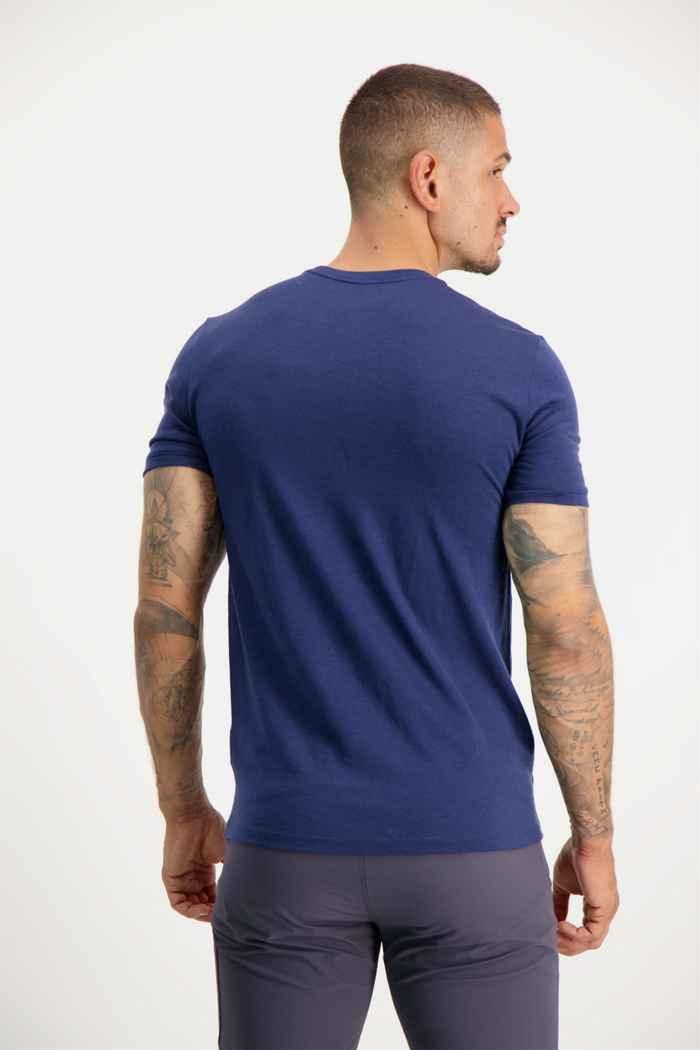 2117 of Sweden Oppeby Merino t-shirt hommes 2