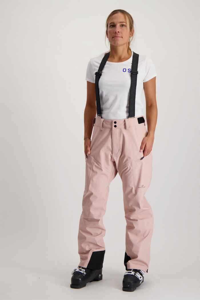 2117 of Sweden Ullvi Eco 3L pantalon de ski femmes 1