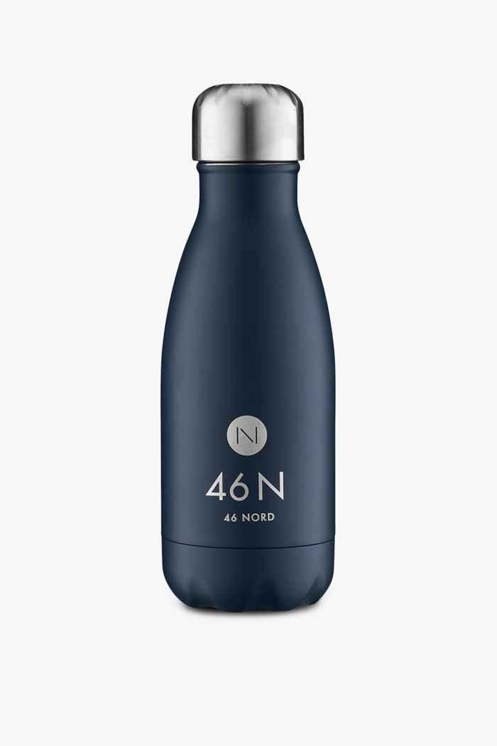 46 Nord 0.26 L Trinkflasche Farbe Dunkelblau 1