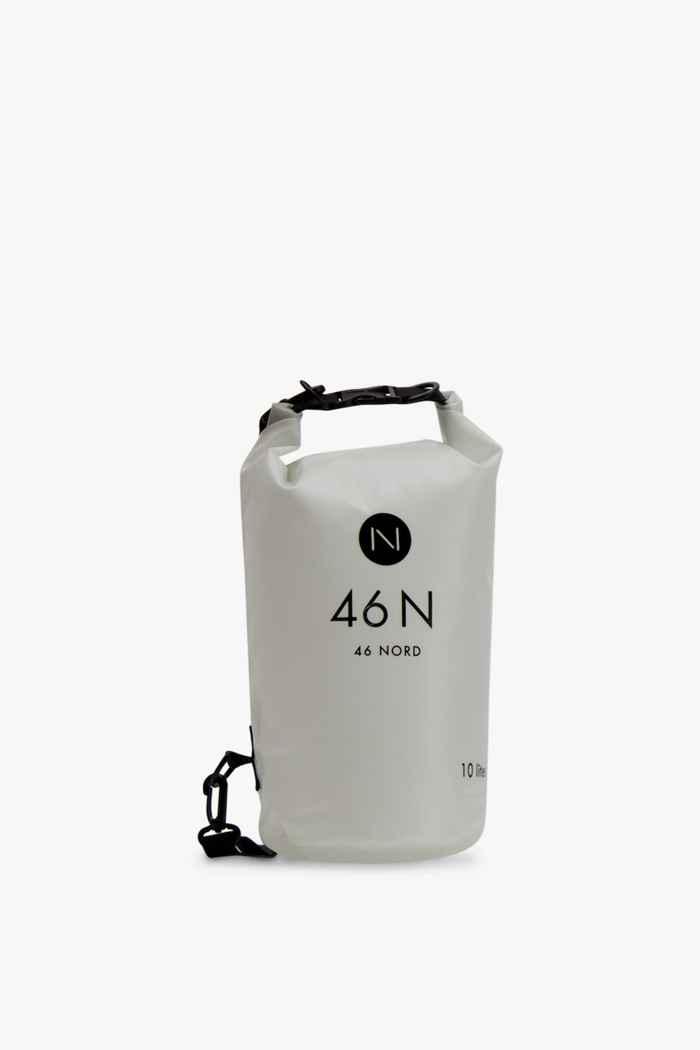 46 Nord 10 L sac de natation Couleur Blanc 1