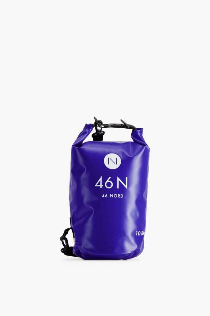 46 Nord 10 L sac de natation Couleur Bleu 1