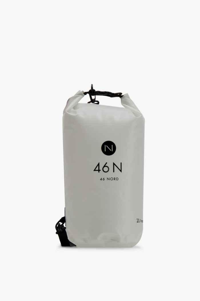 46 Nord 20 L borsa da nuoto Colore Bianco 1