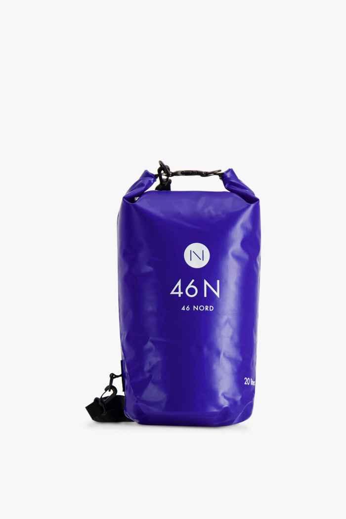 46 Nord 20 L sac de natation Couleur Bleu 1