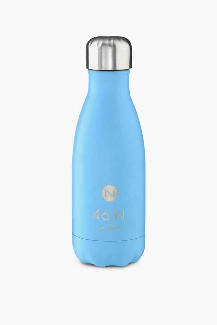 46 Nord 260 ml Trinkflasche Farbe Blau 1