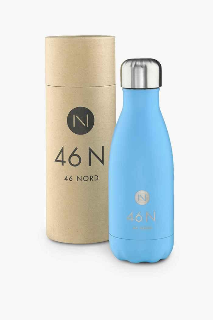 46 Nord 260 ml Trinkflasche Farbe Blau 2