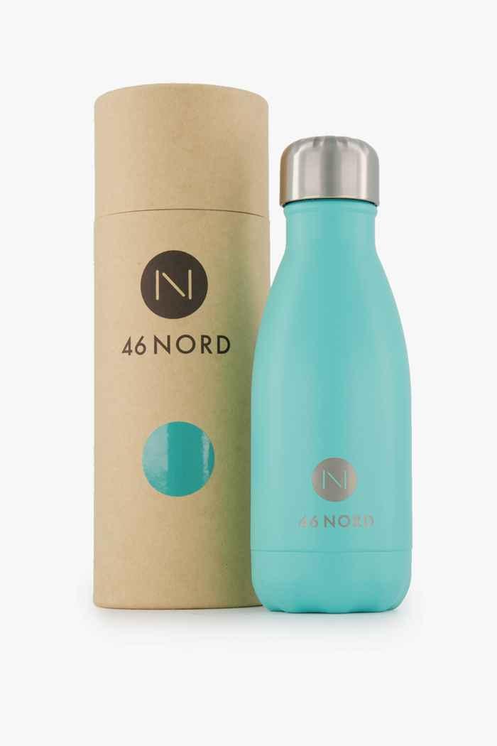 46 Nord 260 ml Trinkflasche Farbe Grün 2