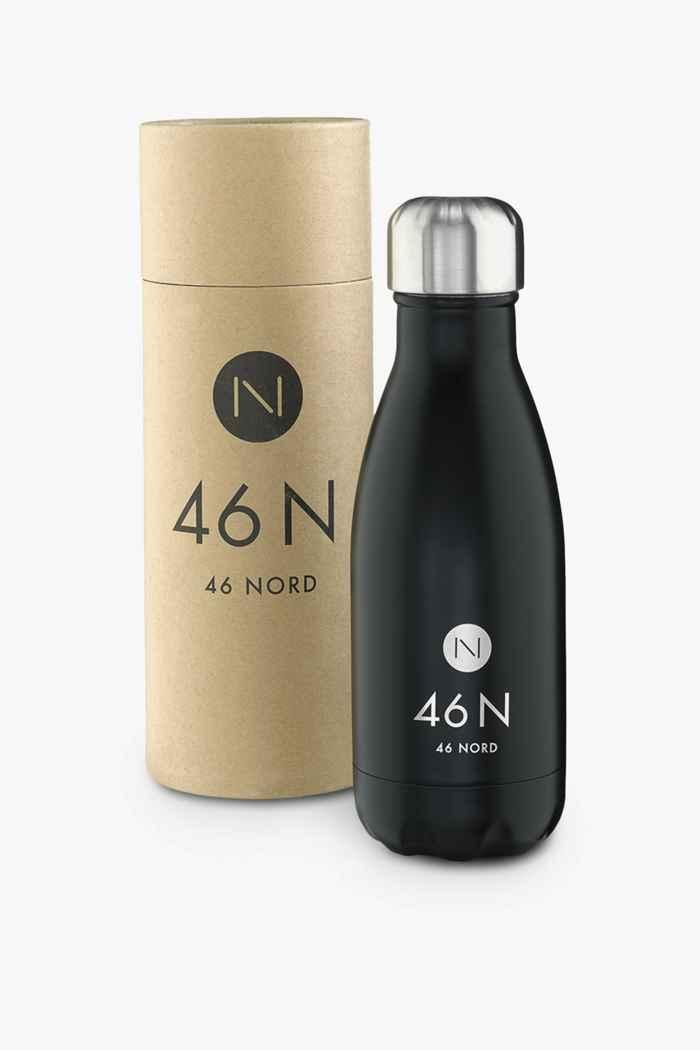 46 Nord 260 ml Trinkflasche Farbe Schwarz 2