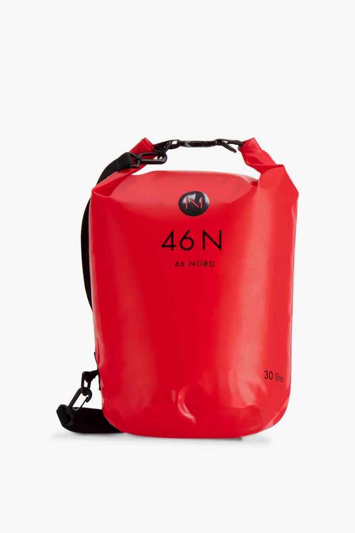 46 Nord 30 L sac de natation Couleur Rouge 1