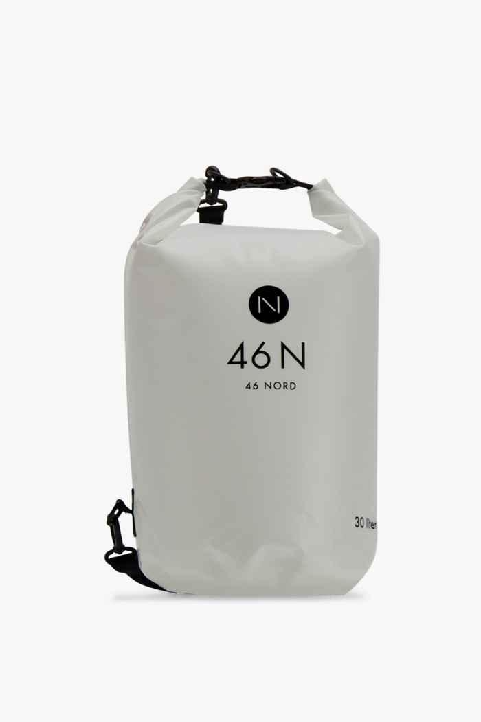46 Nord 30 L Schwimmsack Farbe Weiß 1