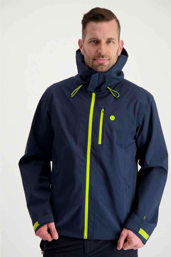 46 Nord 3L veste outdoor hommes Couleur Bleu navy 1