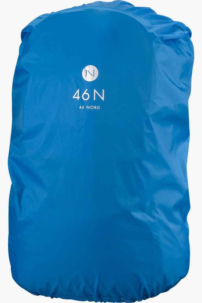 46 Nord 40-55 L fodera antipioggia Colore Blu 1