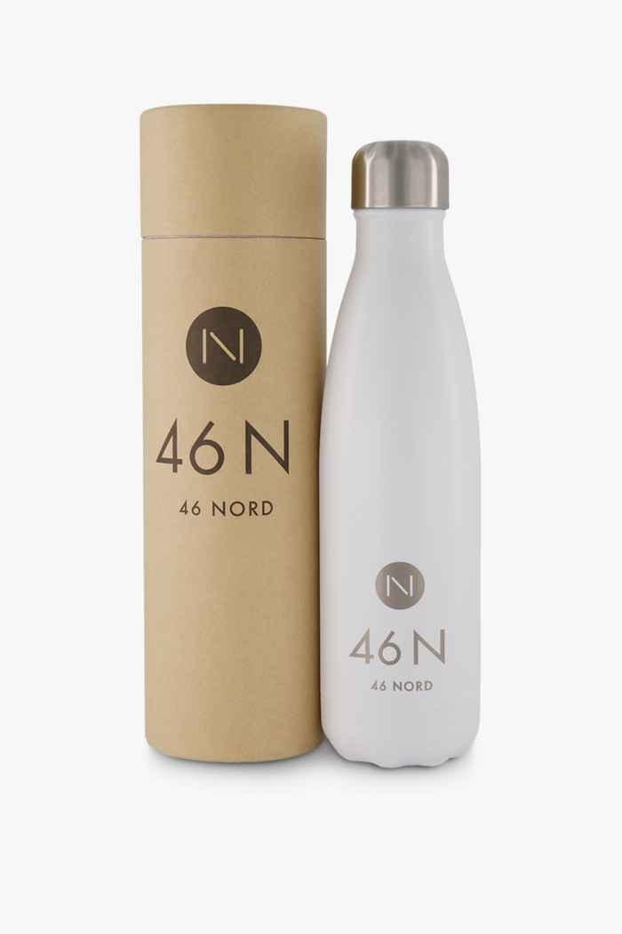 46 Nord 500 ml gourde Couleur Blanc 2