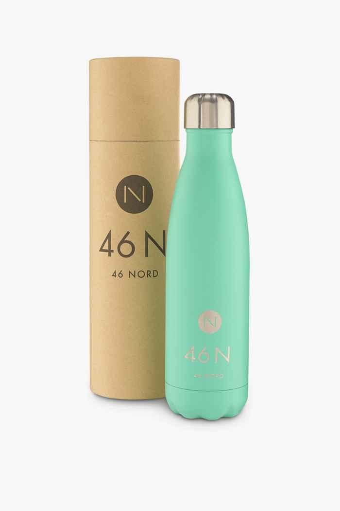 46 Nord 500 ml Trinkflasche Farbe Grün 2