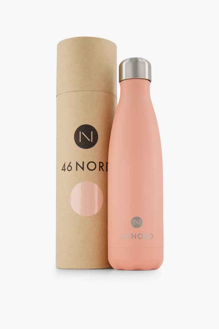 46 Nord 500 ml Trinkflasche Farbe Pfirsich 2