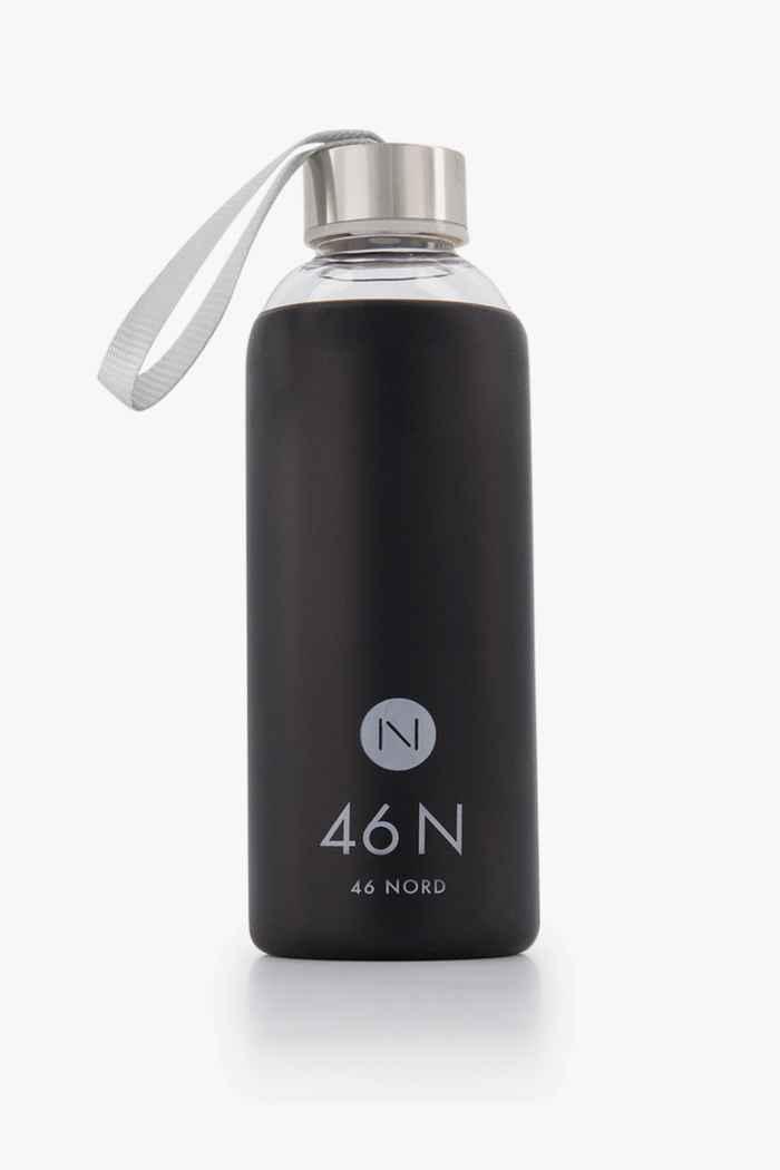 46 Nord 500 ml Trinkflasche Farbe Schwarz 1