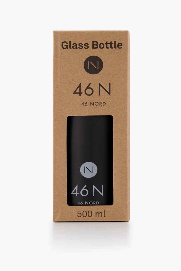 46 Nord 500 ml Trinkflasche Farbe Schwarz 2
