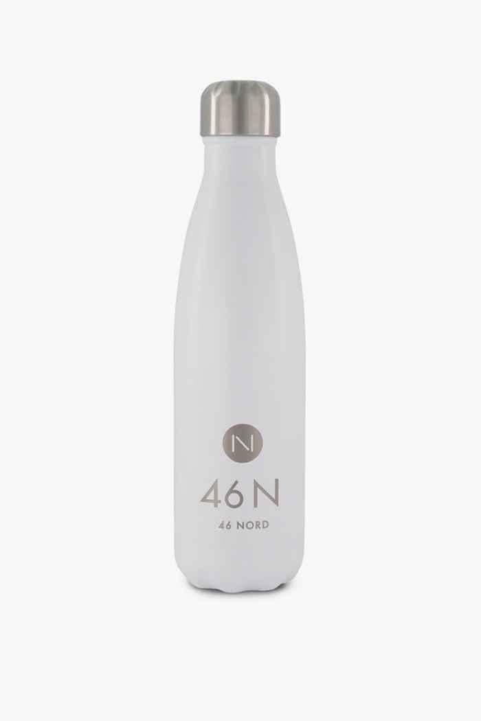 46 Nord 500 ml Trinkflasche Farbe Weiß 1