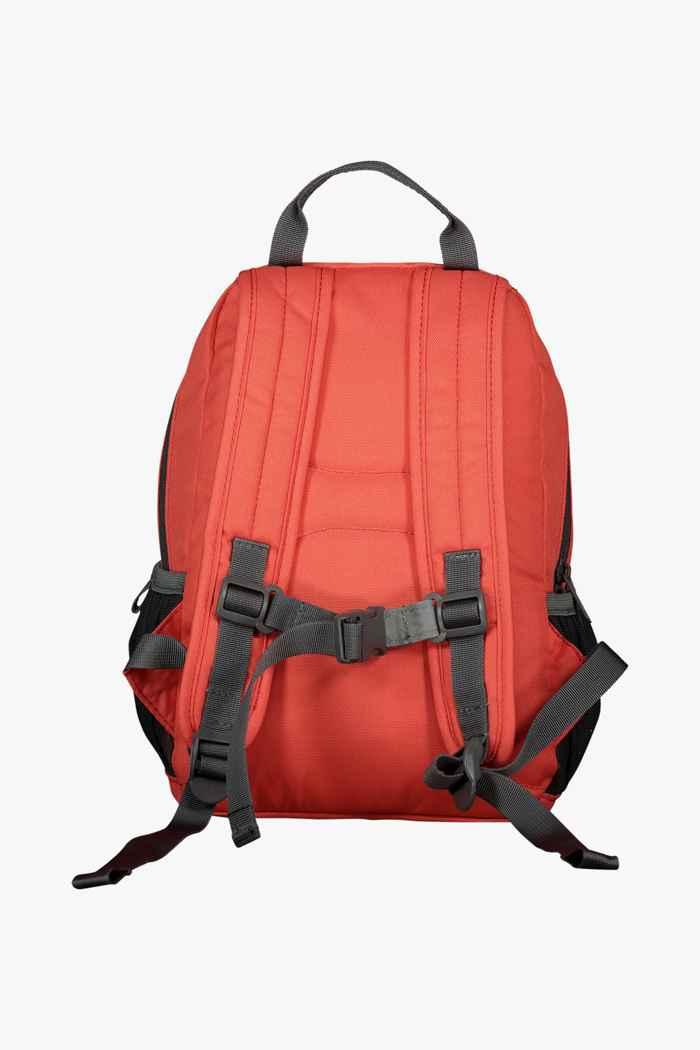 46 Nord 6 L sac à dos de randonnée enfants Couleur Rouge 2