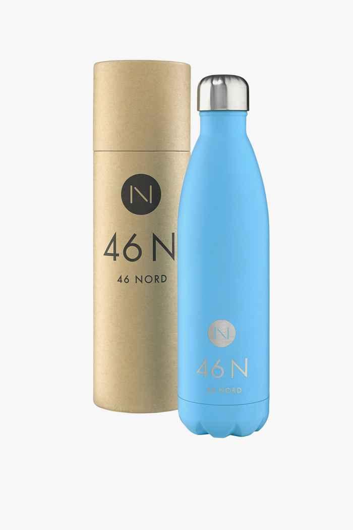46 Nord 750 ml borraccia Colore Blu 2