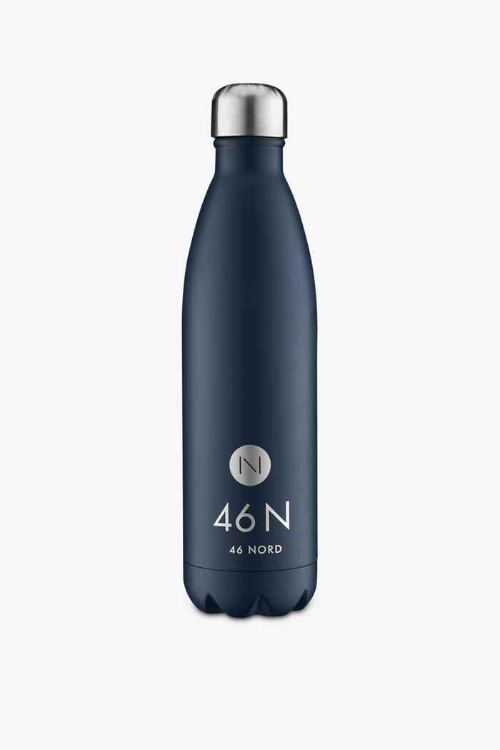 46 Nord 750 ml gourde Couleur Bleu foncé 1