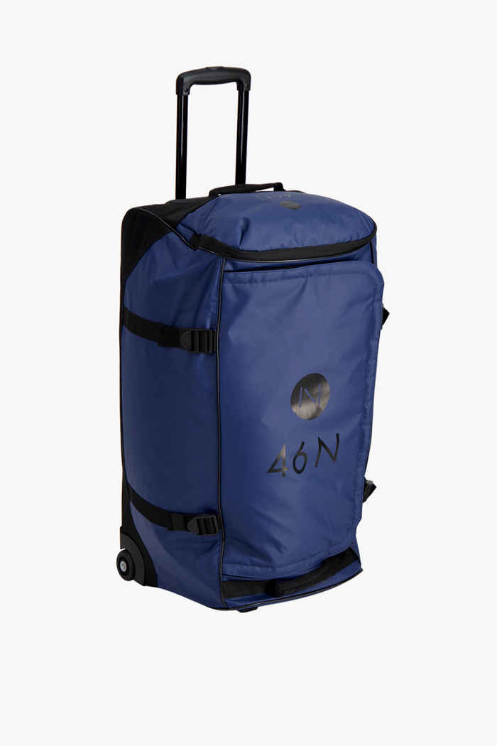 46 Nord Bromley 110 L valigia Colore Blu 1