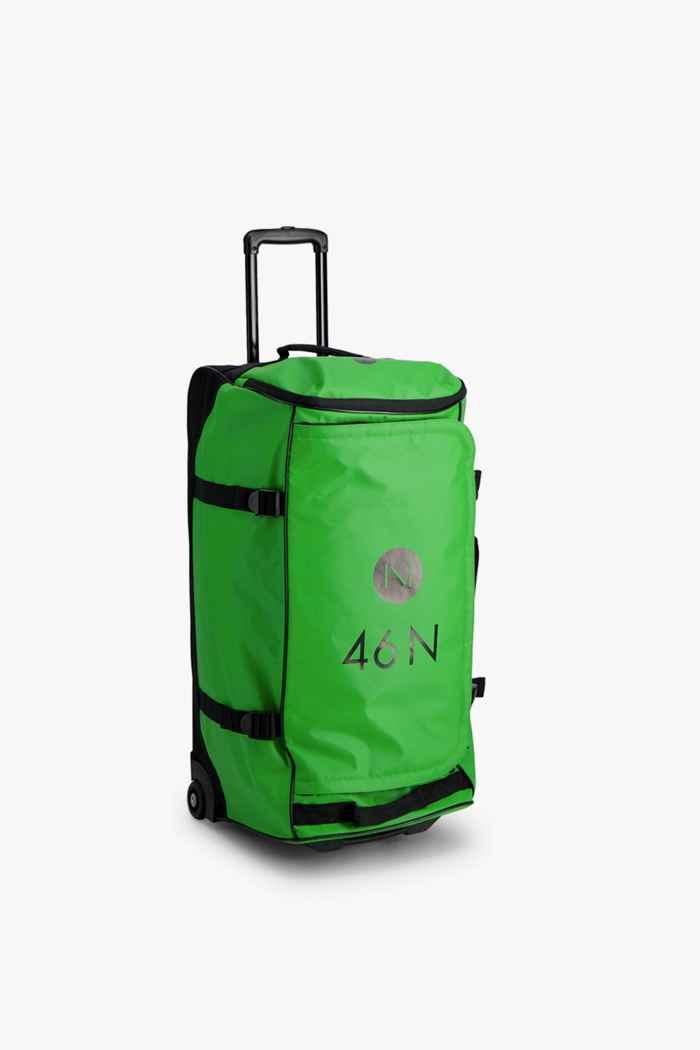 46 Nord Bromley 110 L valigia Colore Verde 1