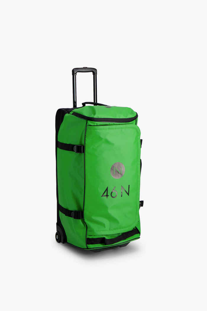 46 Nord Bromley 110 L valise Couleur Vert 1