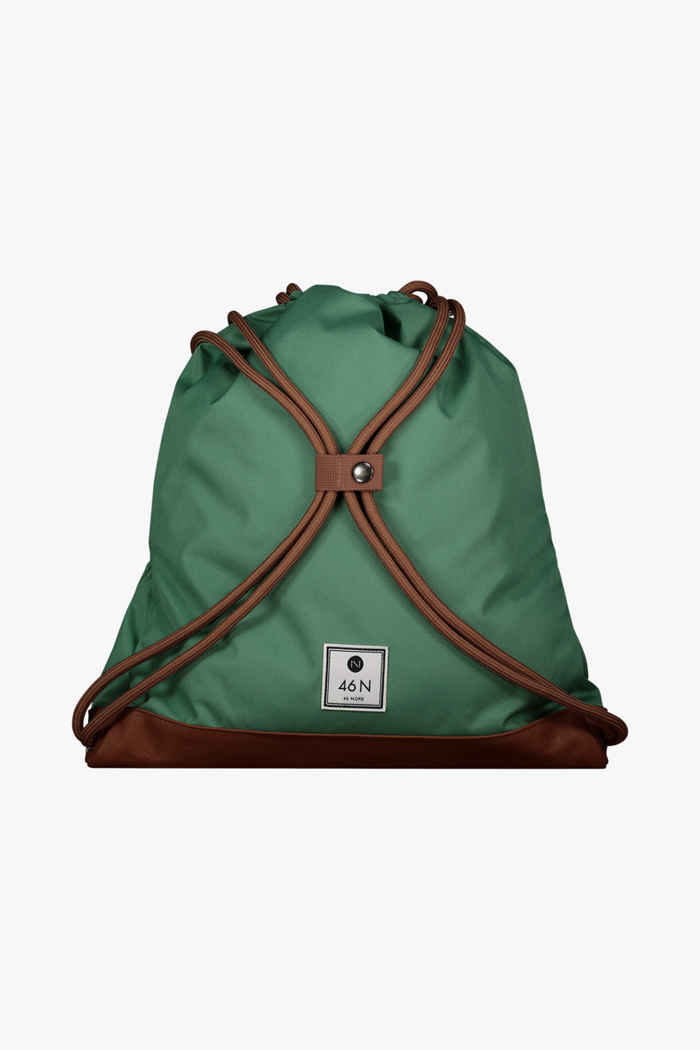 46 Nord Camden 7 L gymbag Colore Verde 2