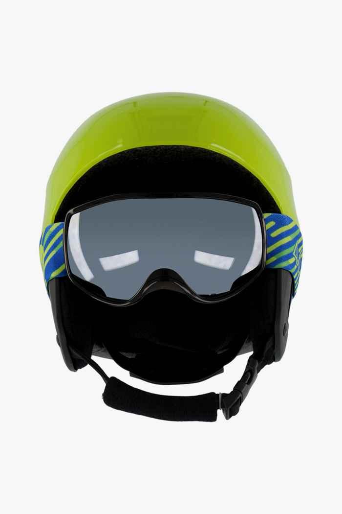 46 Nord casque de ski + masque enfants Couleur Vert 2