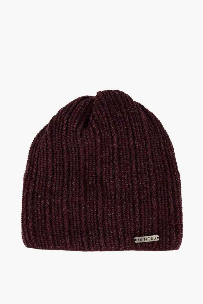 46 Nord chapeau hommes Couleur Bordeaux 1