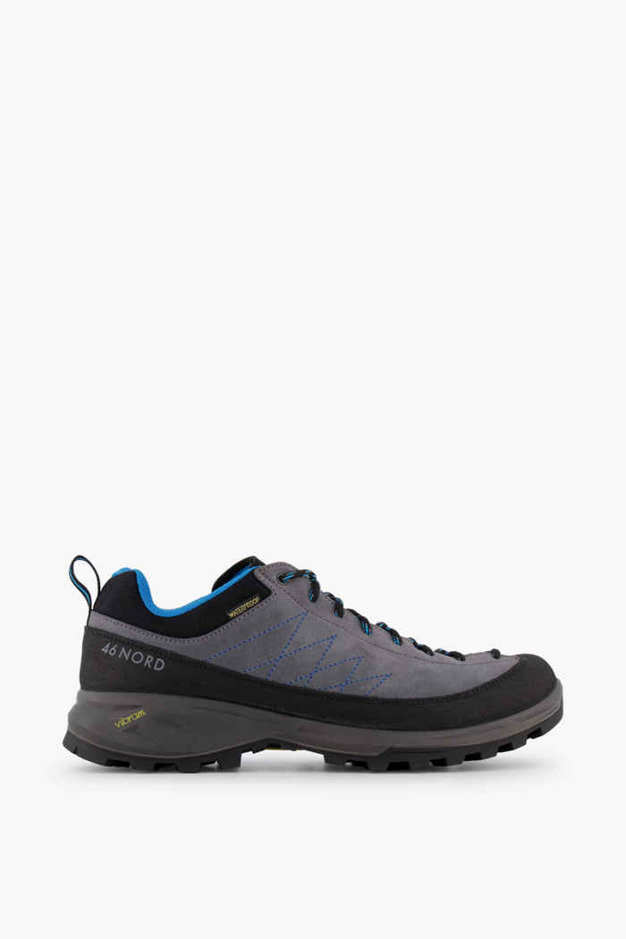 46 Nord chaussures de trekking hommes Couleur Gris 2
