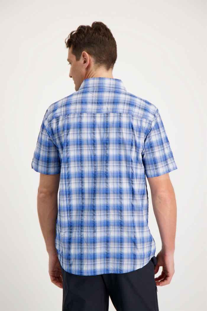 46 Nord chemise de randonnée hommes Couleur Bleu 2