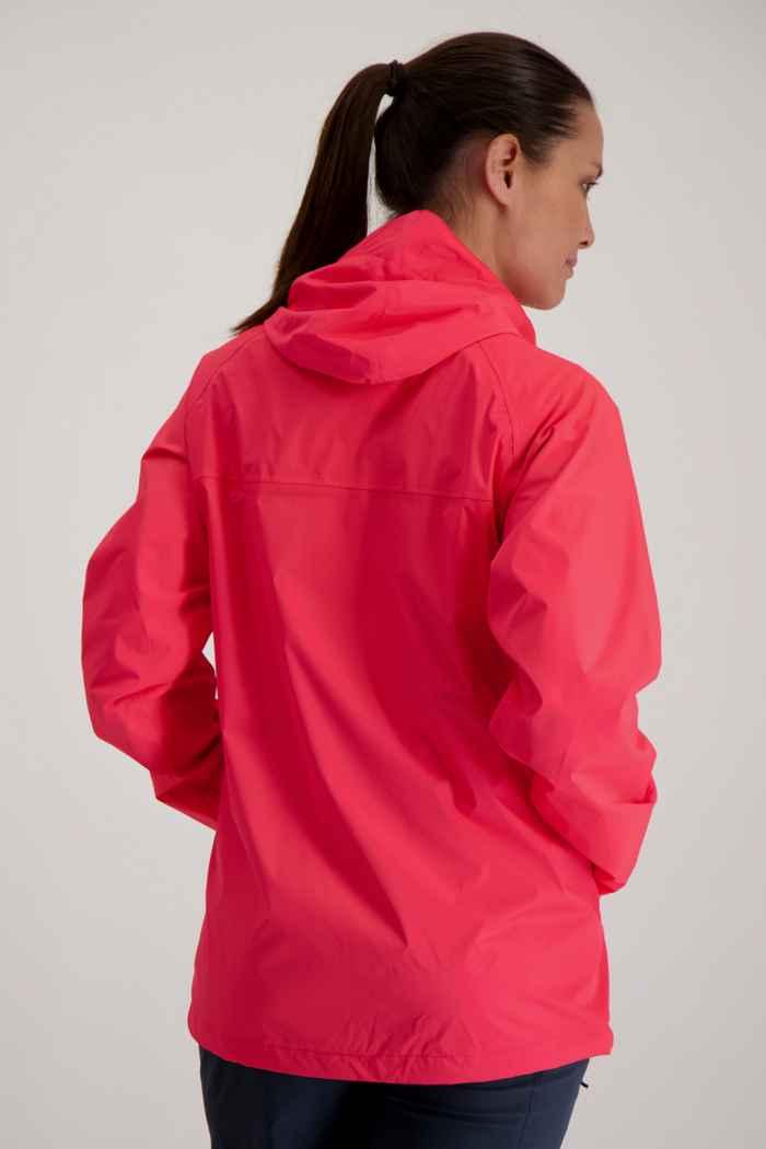46 Nord Damen Regenjacke Farbe Pink 2