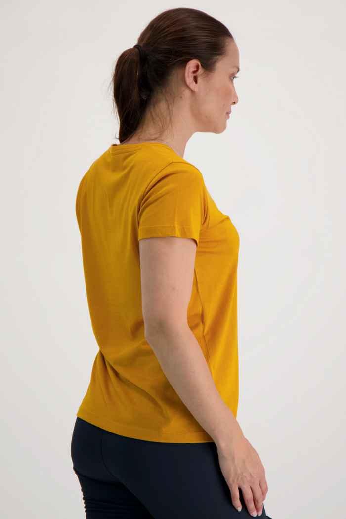 46 Nord Damen T-Shirt Farbe Gelb 2
