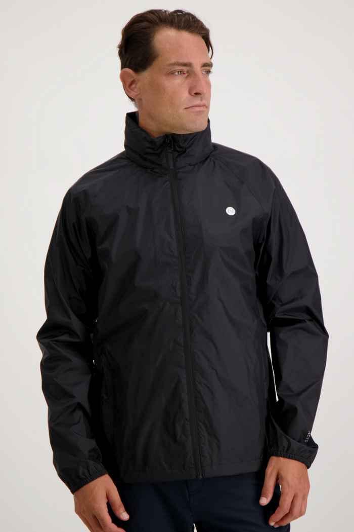46 Nord giacca impermeabile uomo Colore Nero 1