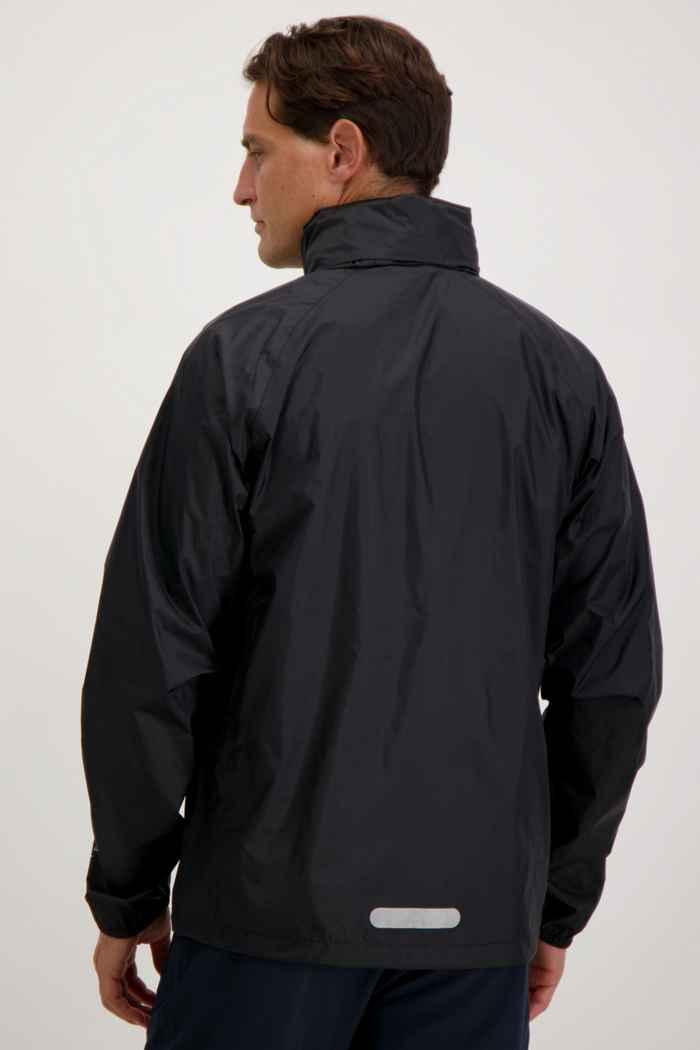 46 Nord giacca impermeabile uomo Colore Nero 2