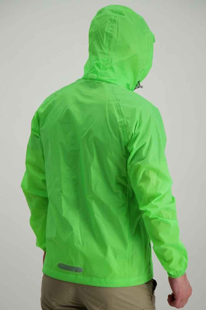 46 Nord giacca impermeabile uomo Colore Verde 2