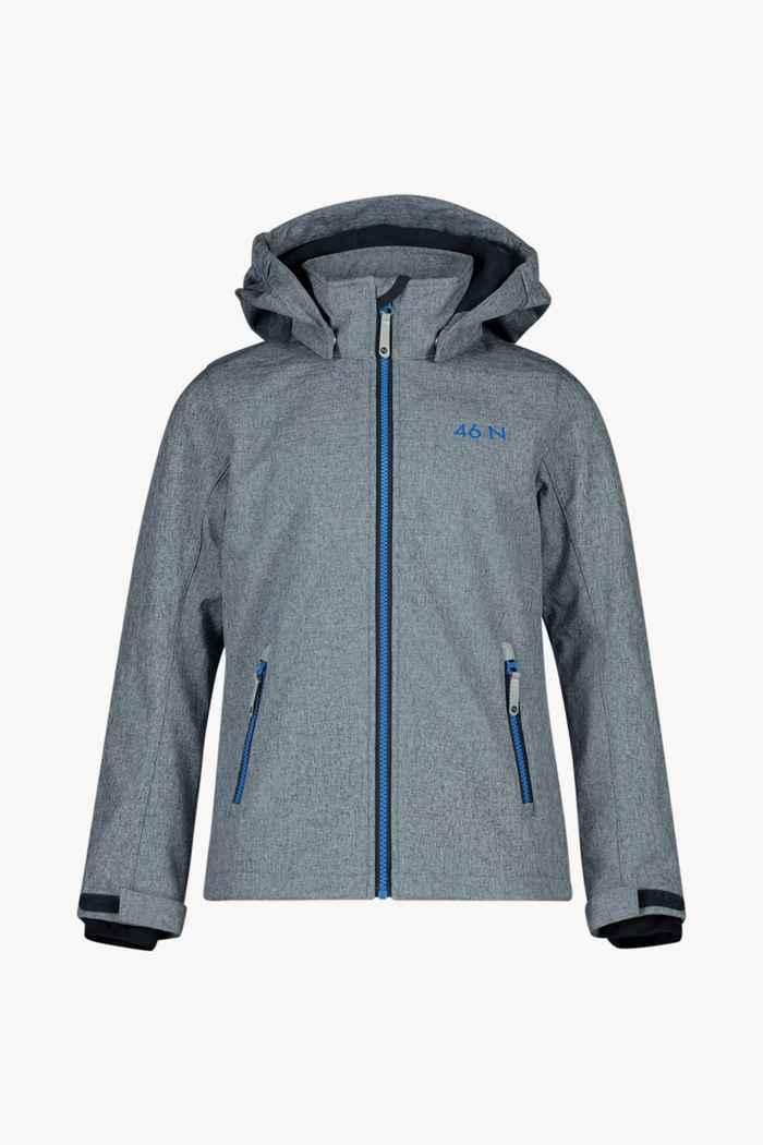 46 Nord giacca softshell bambini Colore Blu 1