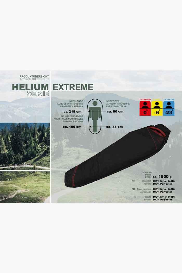 46 Nord Helium Extreme Schlafsack ZIP L 2